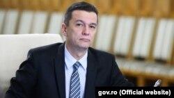 Kryeministri rumun, Sorin Grindeanu