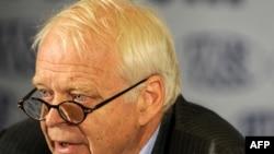 Верховный комиссар Совета Европы по правам человека Томас Хаммерберг