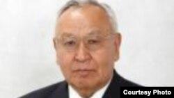 Кыргызский бизнесмен Райкан Алканов.