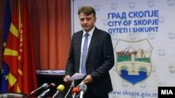 Архива: Градоначалникот на Скопје, Петре Шилегов.