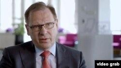 Telia Sonera shirkatining muvaqqat bosh ijroiya direktori Per-Arne Blomquist.