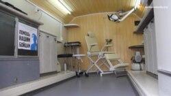 У Запоріжжі обладнали дві пересувні стоматології для бійців АТО