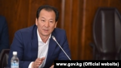 Бактыбек Аманбаев.