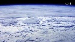 پرتاب محموله غذایی به مدار زمین