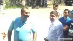 Ալեքսանյանը սպառնում է «լարված» տեղամասի ՀՀԿ-ական վստահված անձանց