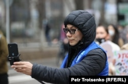 Казахстанский журналист Серикжан Маулетбай