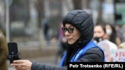 Қазақстандық журналист Серікжан Мәулетбай