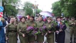 """""""Бессмертный полк"""" в Пятигорске"""