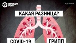 Почему коронавирус гораздо опаснее гриппа (видео)