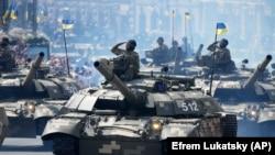 Ukraine Celebrates 30 Years Of Independence