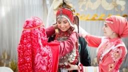Bashkortstan -- Fatima Yanbayeva, Bashkir language activist