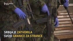 Vojska Srbije na granicama