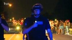 ABŞ-da polisə qarşı yenidən etirazlar başladı