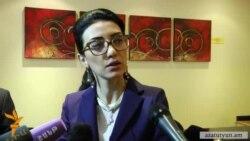 Արփինե Հովհաննիսյան․ «Գևորգ Սաֆարյանը քաղբանտարկյալ չէ»