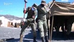 Rusia trimite armata în Siberia, la un focar de COVID-19 de la cea mai mare mină de aur