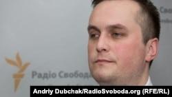 Перший заступник прокурора АРК в Україні Назар Холодницький