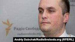 Перший заступник прокурора АРК при ГПУ Назар Холодницький