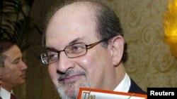 Salman Rushdie (arxiv fotosu)