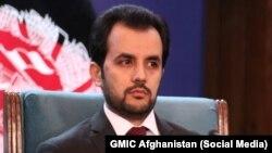 د افغانستان د عامې روغتیا وزارت وزارت سرپرست وحیدالله مجروح