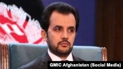د افغانستان د عامې روغتیا سرپرست وزیر وحید مجروح