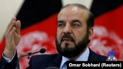 Gulajan Sayad, chairman of the Independent Election Commission of Afghanistan