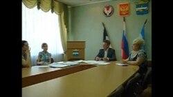 Поселок Сигаево. Встреча в администрации