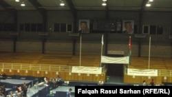 جانب من منافسات البطولة العربية بتنس الطاولة في الأردن