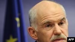 საბერძნეთის პრემიერ-მინისტრი ჯორჯ პაპანდრეუ