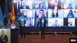 Светски ден на детето одбележан во Владата на РСМ