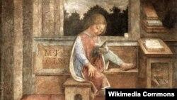 Винченцо Фоппа. Юный Цицерон за книгой