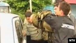 Задержание на камеру. Зугдидский район, 17 июня