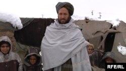 Афганские беженцы. Иллюстративное фото.