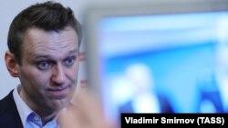 Олексій Навальний у 2017 році