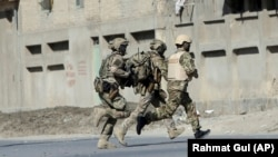 Военнослужащие НАТО, Кабул