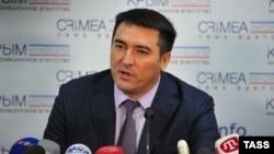 Перший віце-прем'єр Криму Рустам Теміргалієв