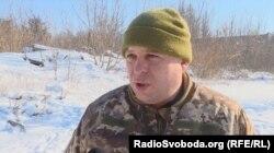 Заступник командира 72-ї окремої механізованої бригади Олександр Самарський