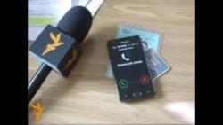 Телефон кореспондента Радіо Свобода в Криму тролять