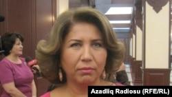 Член Политического совета партии «Ени Азербайджан», зампредседателя Милли Меджлиса Бахар Мурадова