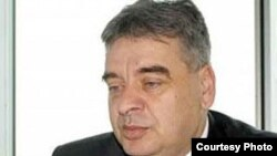 Džerard Selman, ministar pravosuđa RS