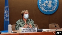 میشل باشله در سخنرانی افتتاحیه چهلوهفتمین اجلاس شورای حقوق بشر سازمان ملل