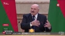Лукашенко боїться «Майдану» на гроші Росії