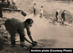 Төньяк Кырым каналы. Архив фотосы