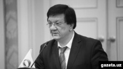 Саломбек Хабибуллаев. Фото с сайта Gazeta.uz.