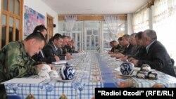 На этой неделе состоятся важные таджикско-киргизские переговоры