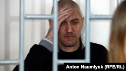 Станіслав Клих за ґратами в Грозному, Чечня, Росія, 17 травня 2016 року