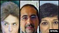 چندين شخصيت آکادميک بين المللی از جمله نعام چامسکی در نامه ای نسبت به بازداشت چند محقق ايرانی- آمريکائی اعتراض کردند و خواستار آزادی فوری آنان شدند.