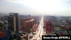 Prishtinë, foto nga arkivi
