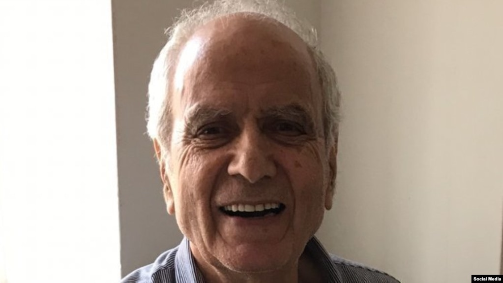 British-Iranian businessman Kamal Foroughi (file photo)