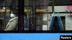 Gradski prevoz u Madridu