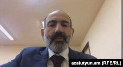 Ermenistanyň premýer-ministri Nikol Paşinýan
